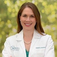 Dr. Megan Shannon, an ob/gyn doctor at Virginia Women's Center